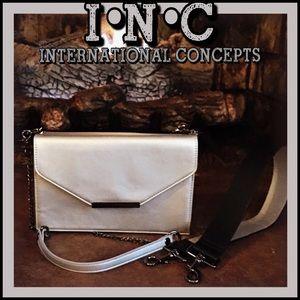 INC International Concepts Yvonne Crossbody Bag 💙